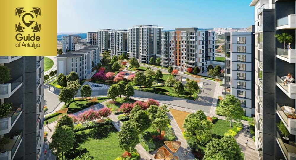 Başakşehir'de Yatırım Amaçlı Satılık Daireler