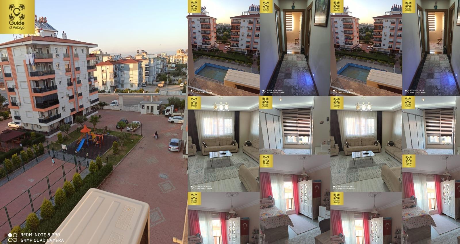 Antalya Kepez'de 3+1 Satılık Daire