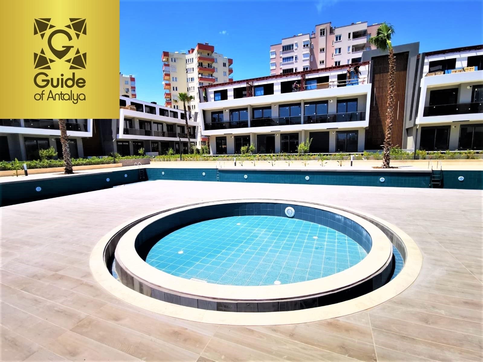 آپارتمانهای لوکس فروشی در معتبرترین مناطق آنتالیا ، لارا